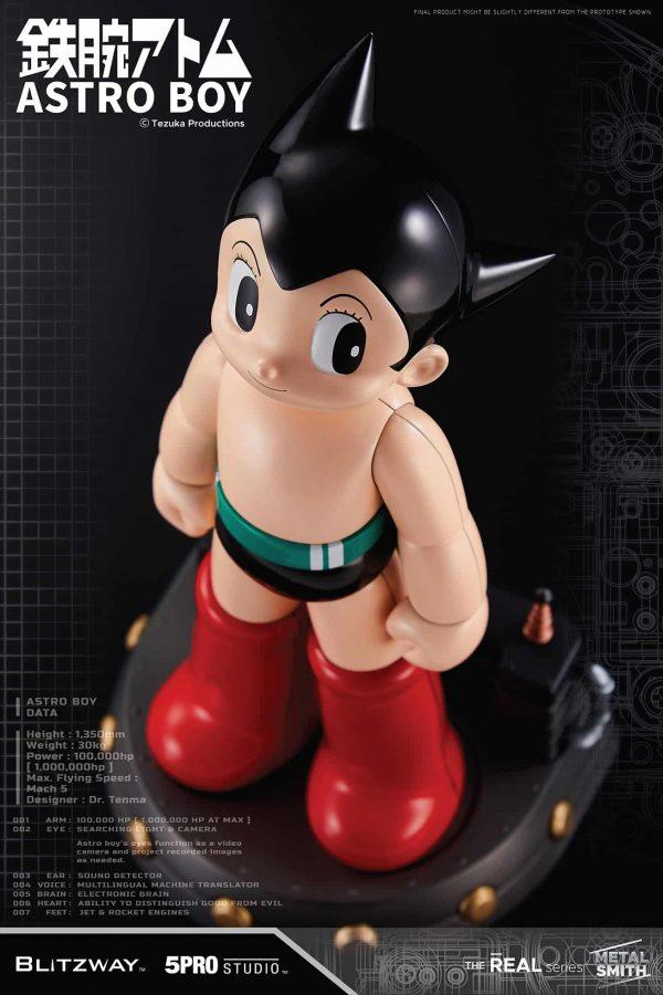 Blitzway Astro Boy Superb Anime Statue Regular Version