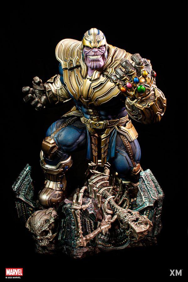 XM Studios Thanos (Stand Alone)