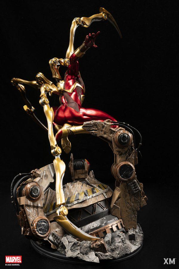 XM Studios Iron Spider Pre-Order