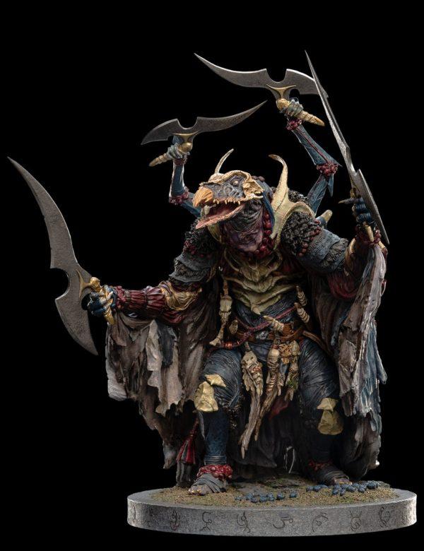 Dark Crystal: The Age of Resistance SkekMal the Hunter Skeksis 1:6 Scale Statue