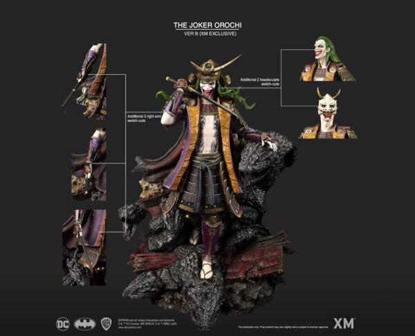 XM Batman Shugo and The Joker Orochi Twin Set