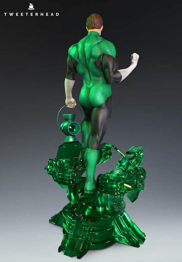 Green Lantern Maquette by Tweeterhead
