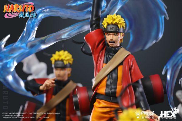 HEX Collectibles - Uzumaki Naruto Pre-Order