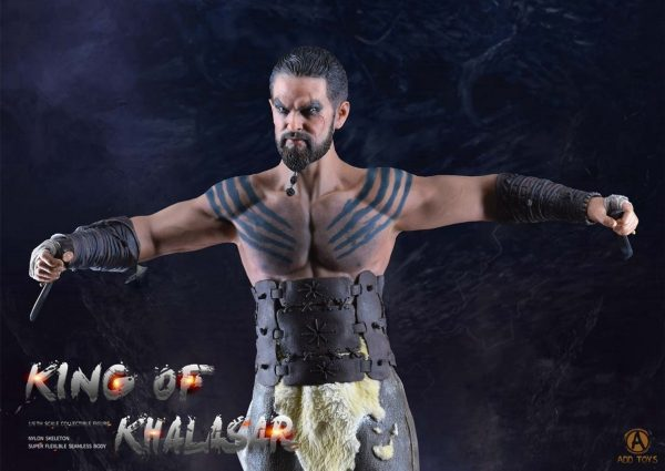 Add Toys AD06 1/6 Scale KING OF KHALASAR Pre-Order