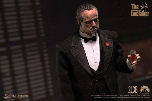 DAMTOYS DMS032 1/6 Scale The Godfather 1972 Vito Corleone Pre-Order