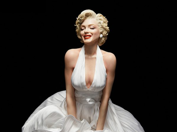 Blitzway Marilyn Monroe Superb 1:4 Scale Statue Pre-Order