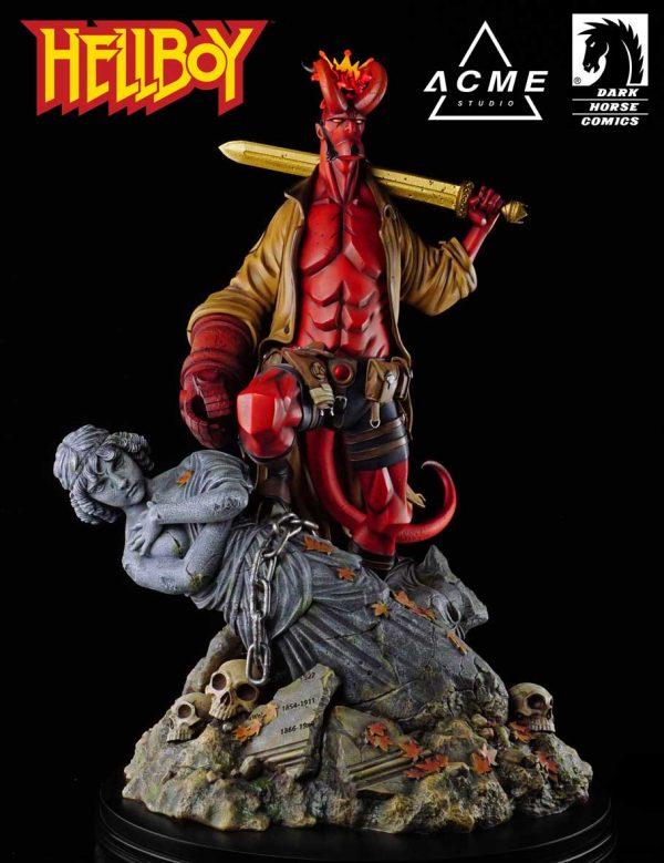 ACME Studios Hellboy - Ver. A (Colour)