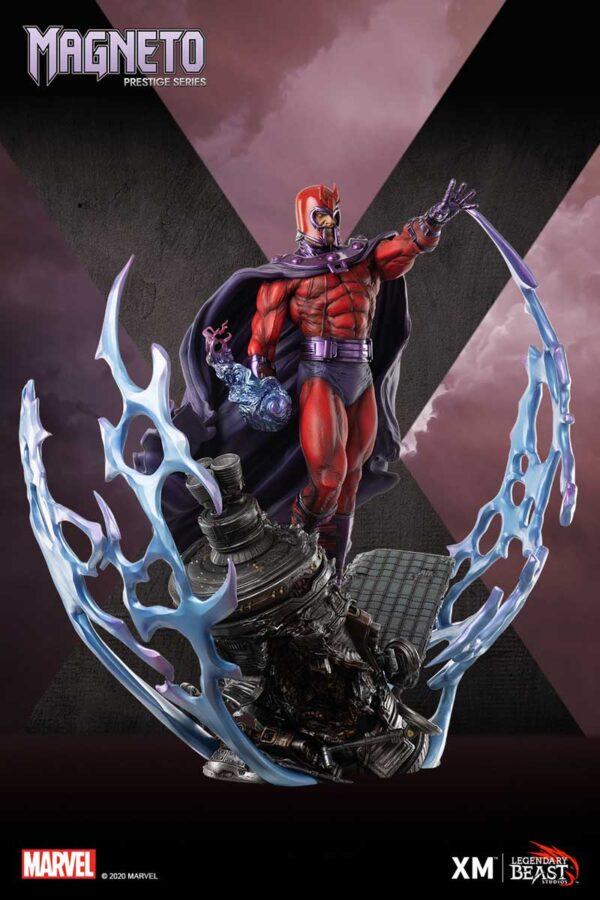 XM Studios / Legendary Beast Magneto - Prestige Series - Premier Edition Pre-Order