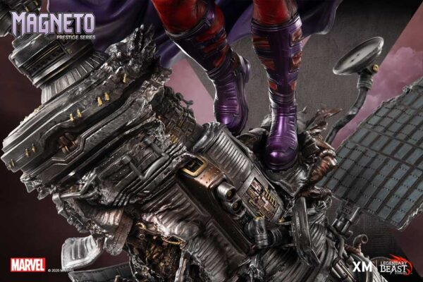 XM Studios / Legendary Beast Magneto - Prestige Series - Regular Edition Pre-Order