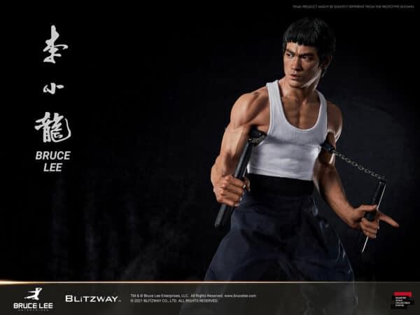 Blitzway Bruce Lee: Tribute Statue ver. 4 Pre-Order