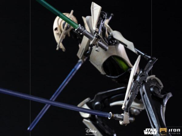 Iron Studios General Grievous Deluxe BDS Art Scale 1/10 Pre-Order