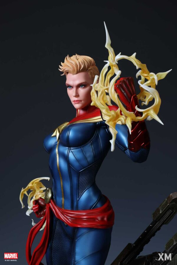 XM Captain Marvel Pre-Order