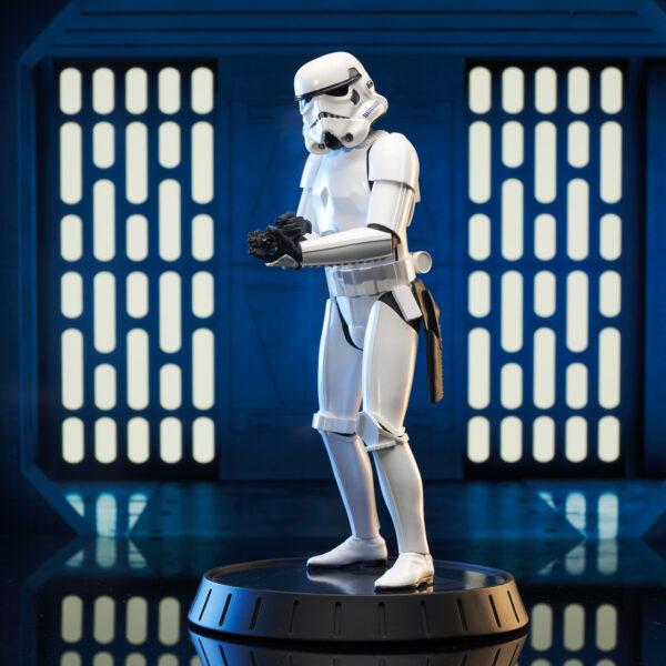 Gentle Giant Star Wars: A New Hope - Stormtrooper Milestone Statue Pre-Order