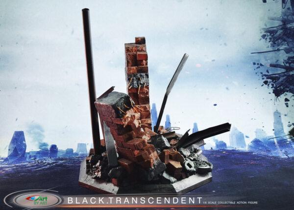 BY-ART by-015 1/6 BLACK TRANSCENDENT Pre Order