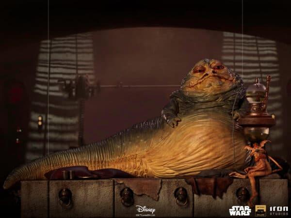 Iron Studios Jabba The Hutt BDS Art Scale Pre-order