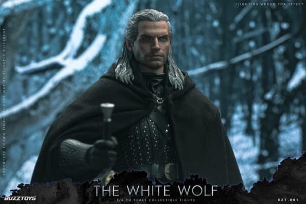 BUZZTOYS 1/6 Scale The White Wolf figure Pre-Order