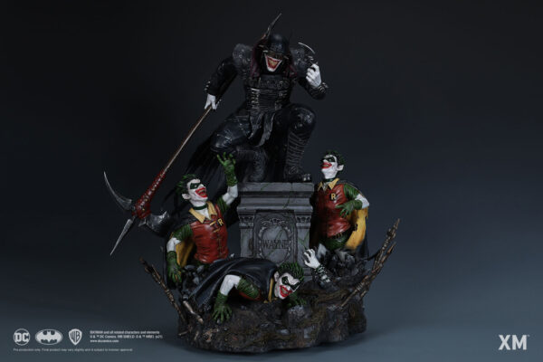 XM Studios The Batman Who Laughs Pre-Order