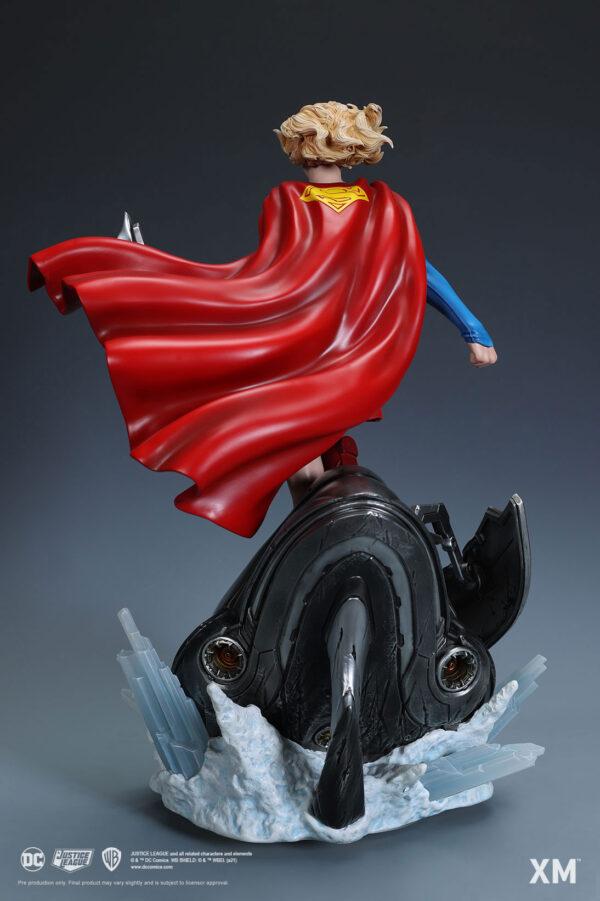 XM Studios Supergirl Pre-Order