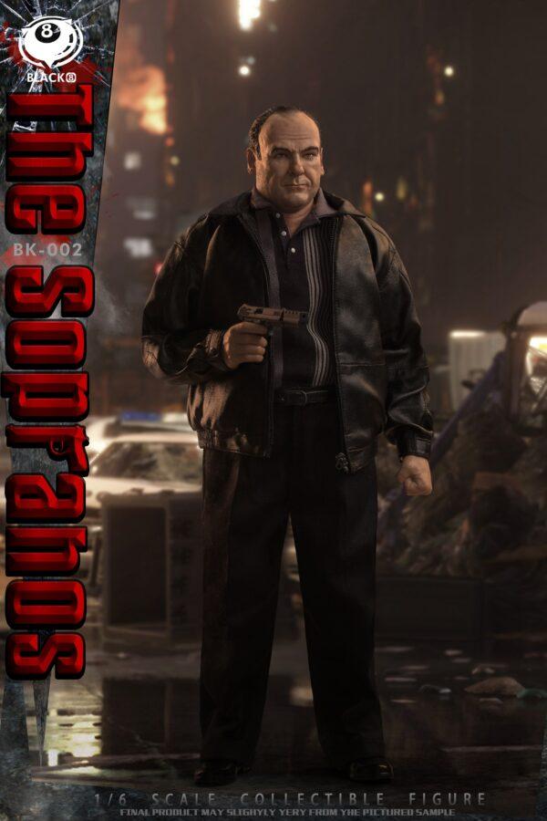 BLACK 8 STUDIO 1/6 Scale Tony Soprano Pre-Order
