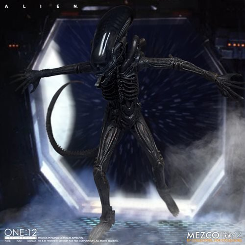 Alien One:12 Collective Action Figure Pre-Order